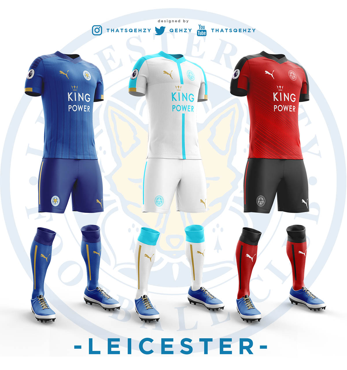 2017-18 Premier League Concept Kits