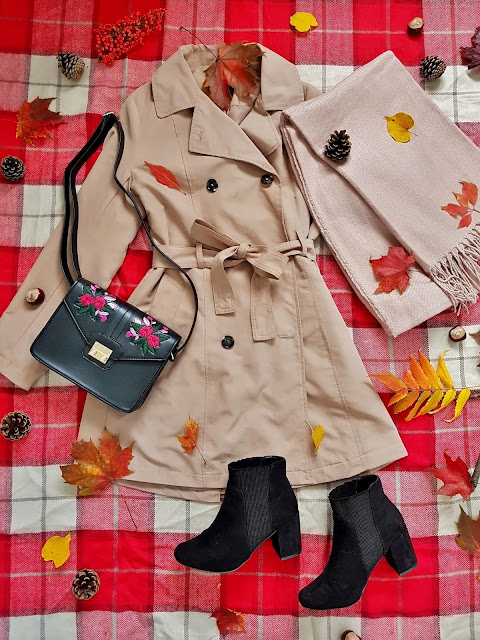 My Autumn Fashion Essentials with MK1