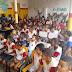 Estudantes da escola João Augusto de Oliveira, em São Bento das Lajes, participam de palestra sobre convívio social