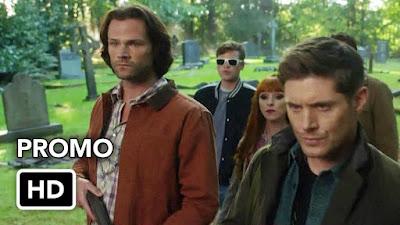Supernatural: Sam e Dean recrutam ajuda no episódio 15x03 (trailer e fotos)