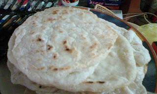Pan tipo árabe