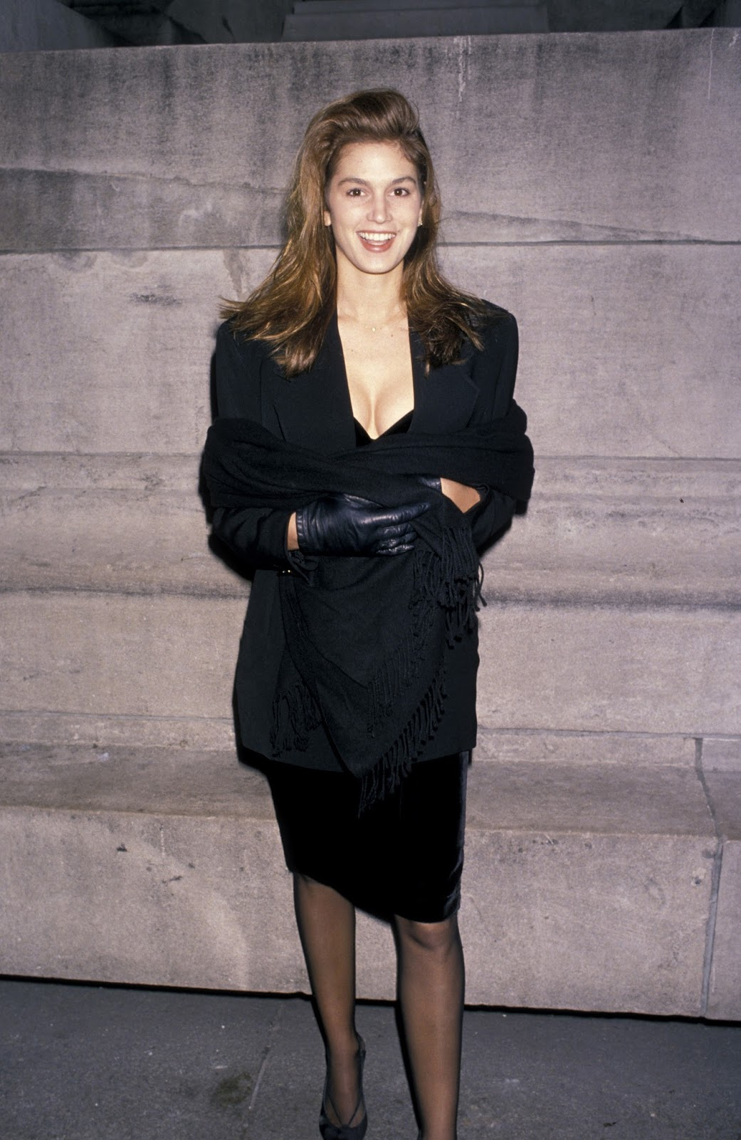Cindy Crawford   Fashion, Celebrity look, Outfits