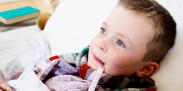 وصفة طبيعية لعلاج التهاب الحلق وتحسين الصوت عند الأطفال