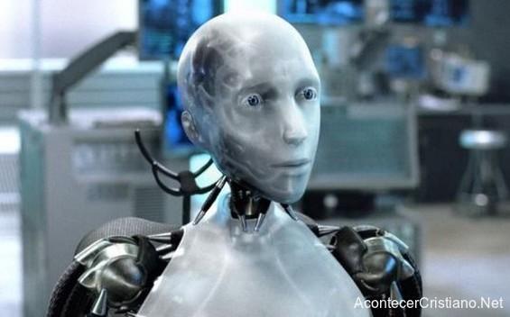 Proyecto de científico ruso - Robot humanoide