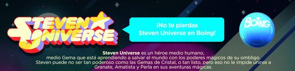 http://www.boing.es/series/steven-universe