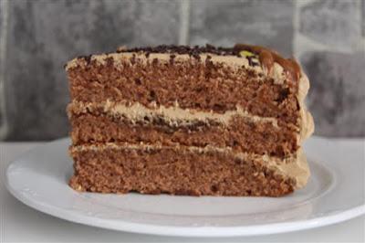 Receta de Torta Moka con Licor