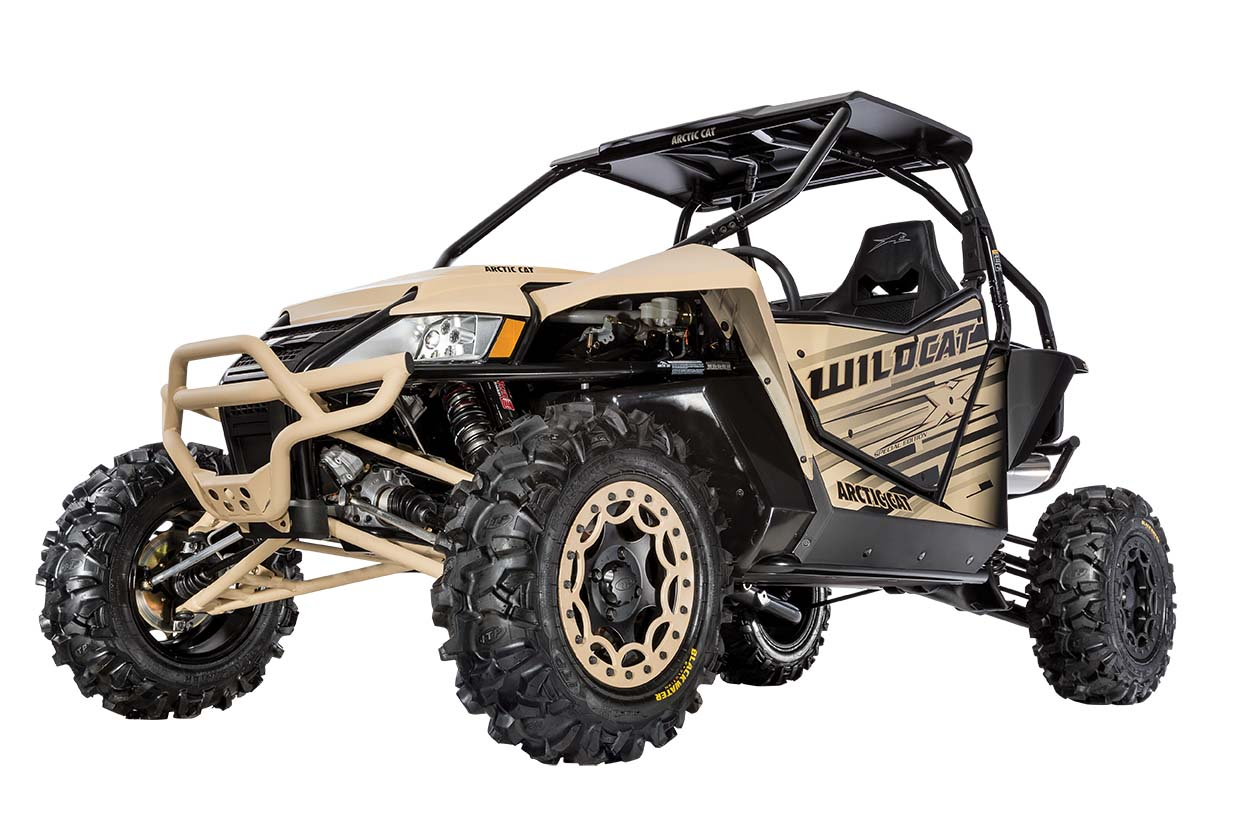 2016 Wildcat X Special Edition Eps Utv Guide