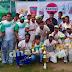 पटना के अंशुल किक्रेट एकेडमी की टीम ने कोलकता में जीती सीरीज