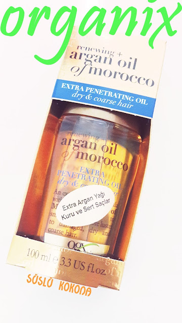 organix argan oil