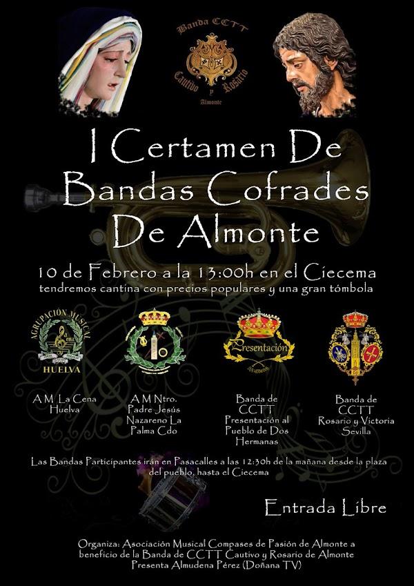 Primer Concierto del año, en la localidad de Almonte
