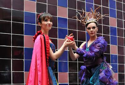 Ballet de Blanca Nieves INBA