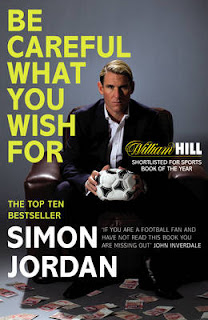 Books For Men Book Review! Be Careful What You Wish For by Simon Jordan