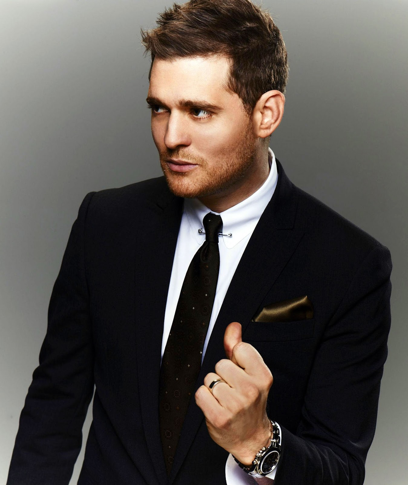 Michael Bublé Michael Bublé: Welcome To RolexMagazine.com...Home Of Jake's Rolex World