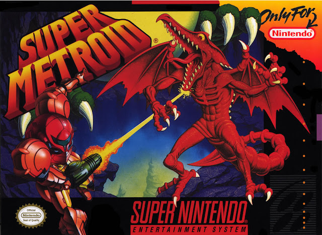 Super Metroid SNES Top 5 games