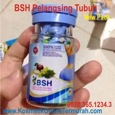Bsh Asli Obat Diet Herbal BPOM & MUI Aman Dikonsumsi Tanpa Efek Samping
