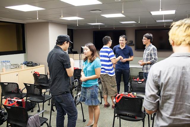 Adobe 台灣 CS6 部落客聚會 - 台灣總部聚會