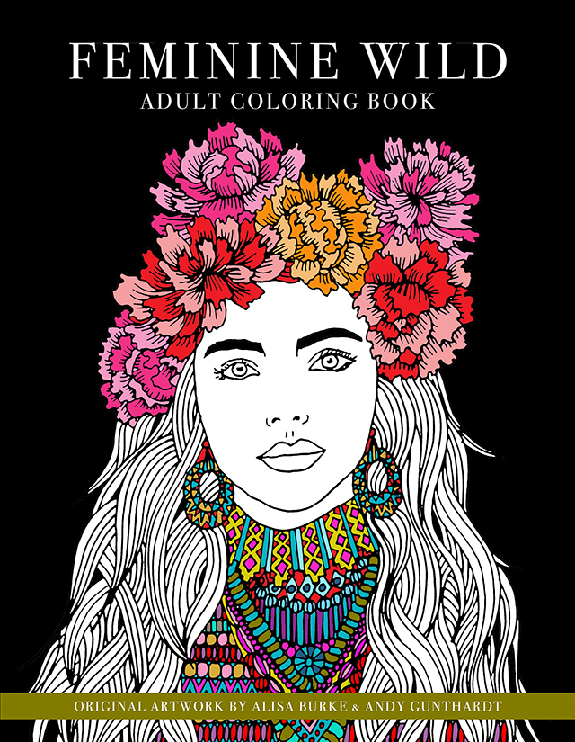 alisaburke: new coloring book available!