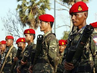 Militer Kamboja