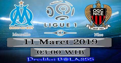 Prediksi Bola855 Marseille vs Nice 11 Maret 2019