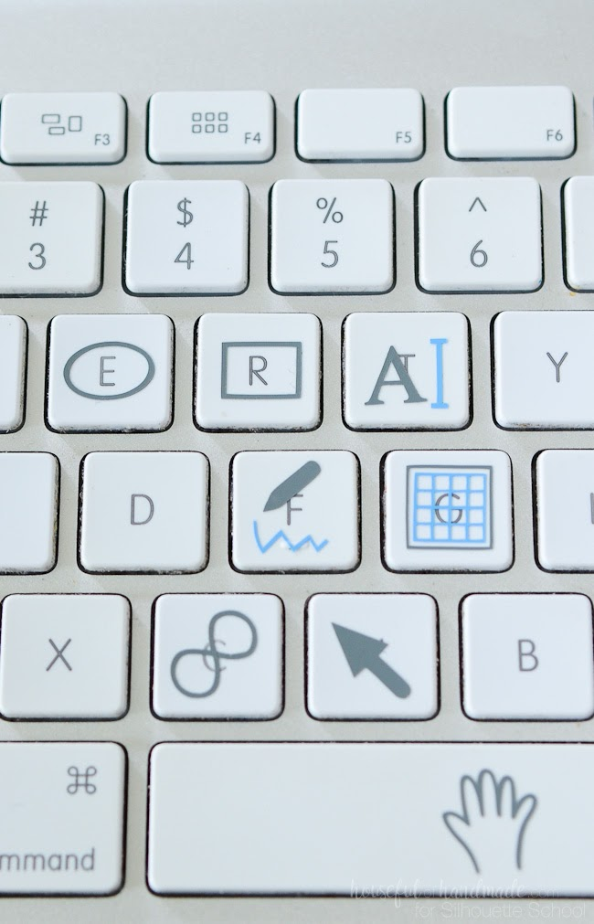 how to change what keyboard keys do