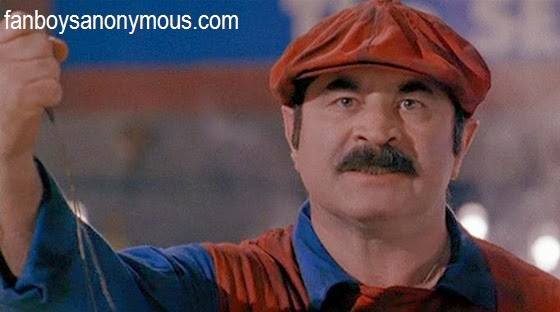 Actor Bob Hoskins' worst acting experience was 1993's Super Mario Bros.
