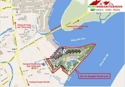 Siêu dự án Saigon Peninsula 6 tỷ đô - Khu đô thị mới hiện đại bậc nhất Việt Nam