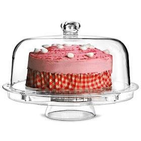 Il Bel Mangiare: 4 alzate per torte, muffin e cupcake fai ...