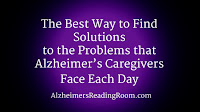 The Alzheimer's Reading Room operates for the benefit of society, and educates and empowers caregivers and family