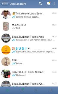 BBM iOS V6 v2.13.0.26 Terbaru 2016