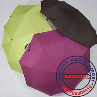 distributor payung lipat 3 promosi