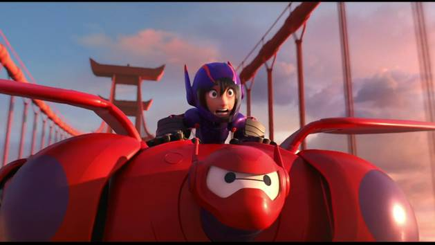Big Hero 6 – The Series