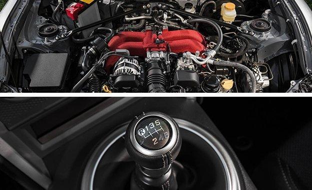 2017 Toyota 86 Silver Manual