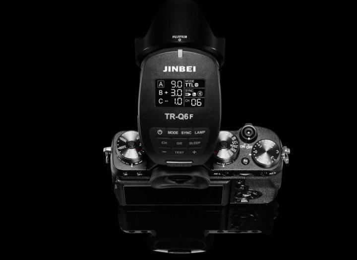 Синхронизатор Jinbei TR-Q6 F