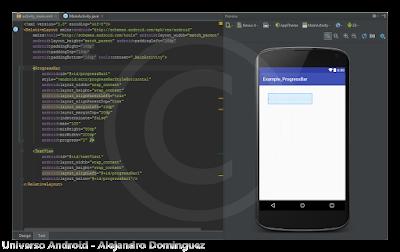 Android Studio - ProgressBar