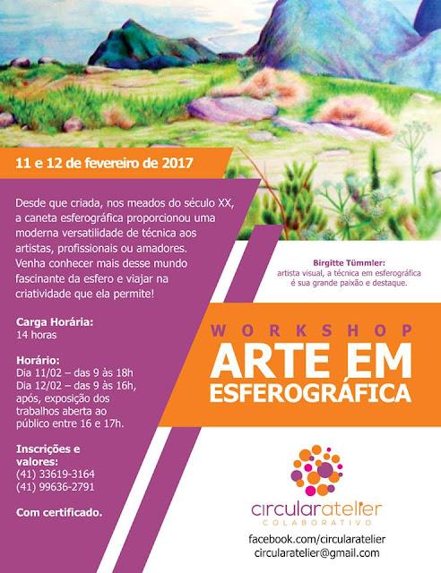 arte com caneta esferografica - Brasil