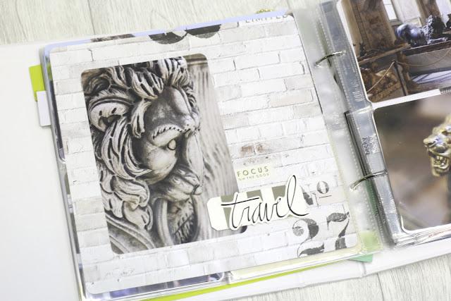 Seiten im PL Album