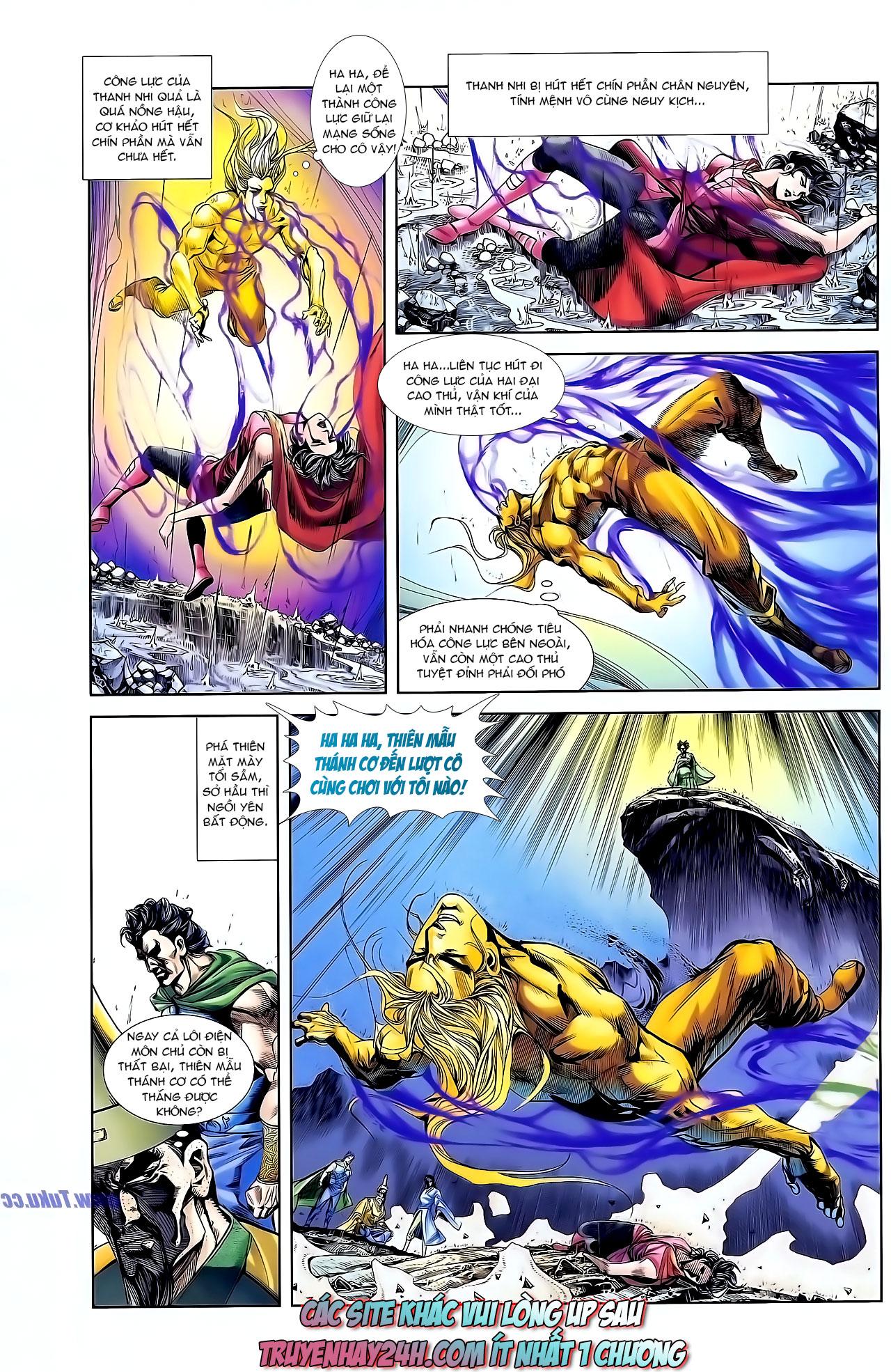 Cơ Phát Khai Chu Bản chapter 130 trang 30
