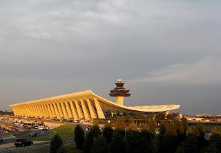 Terminal de Dulles Eero Saarinen