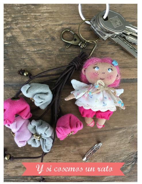 broche muñeca, como hacer broche muñeca