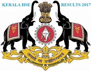 Kerala Hse Plus One Result 2017