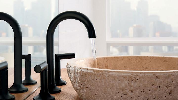 Grifería para baño clásica