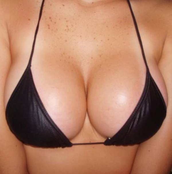 A Natural Way To Lift Your Breasts At Home