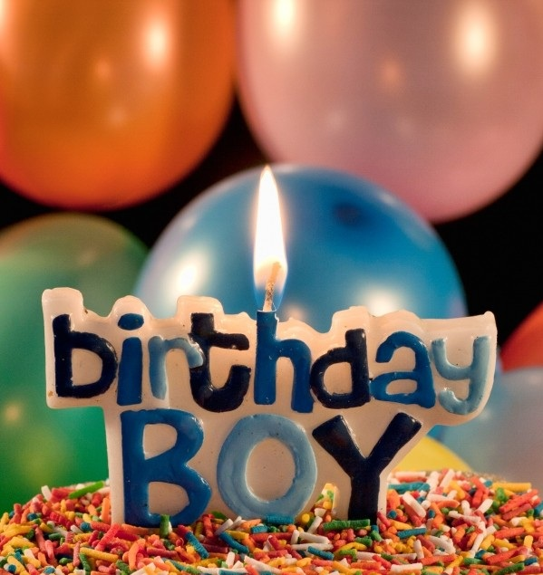 Happy Birthday Baby Boy Quotes: Lainey's Life Lessons: The Birthday Boy