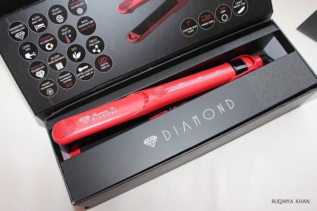 Irresistible Me DIAMOND Professional Styling Iron