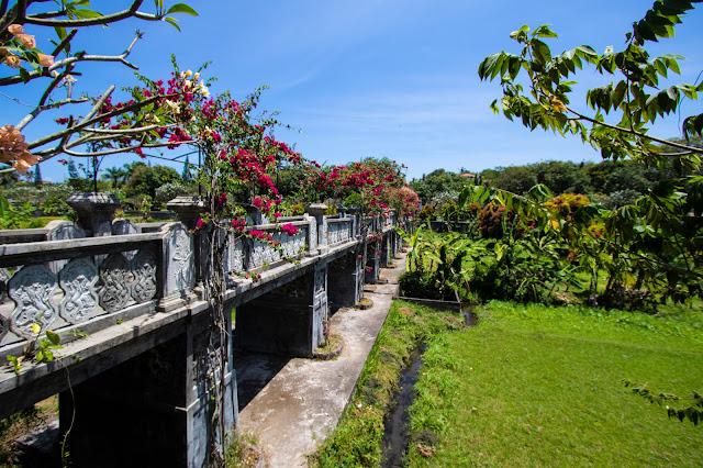 Taman Ujung water palace-Bali