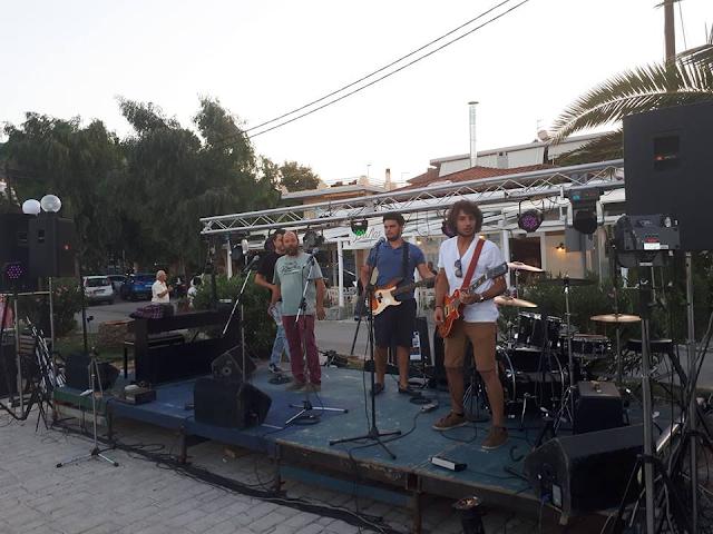 «Αρτεμίσια 2018»: Μουσική βραδιά στην Αγριλίτσα με το συγκρότημα του Φώντα Δαγρέ