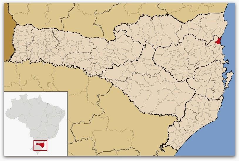 Balneário Piçarras, Santa Catarina