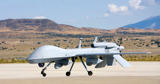 US drone strike