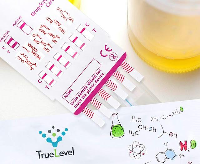 Urine Drug Test Kit