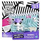 Littlest Pet Shop Series 1 Pet Pairs Plumella Cowbelle (#1-55) Pet